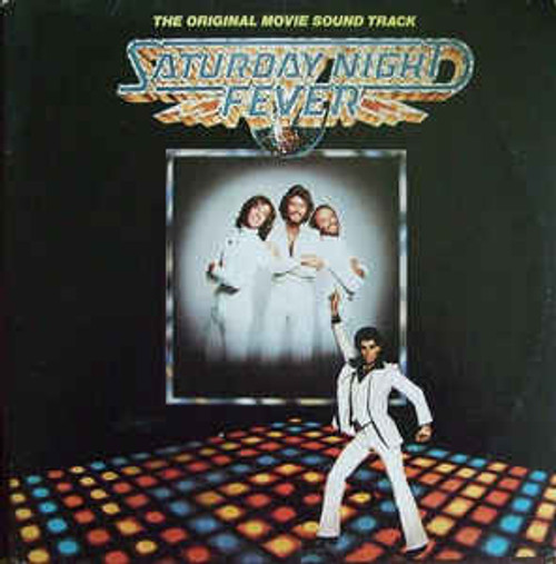 Soundtrack - Saturday Night Fever (The Original Movie Sound Track) (NZ) - 2LP *USED*