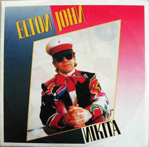 Elton John – Nikita - EP *USED*