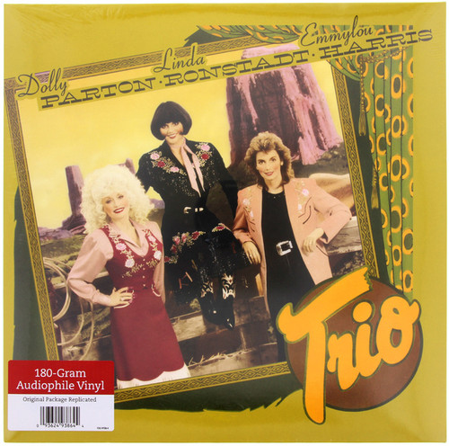 Dolly Parton, Linda Ronstadt and Emmylou Harris - Trio - LP *NEW*