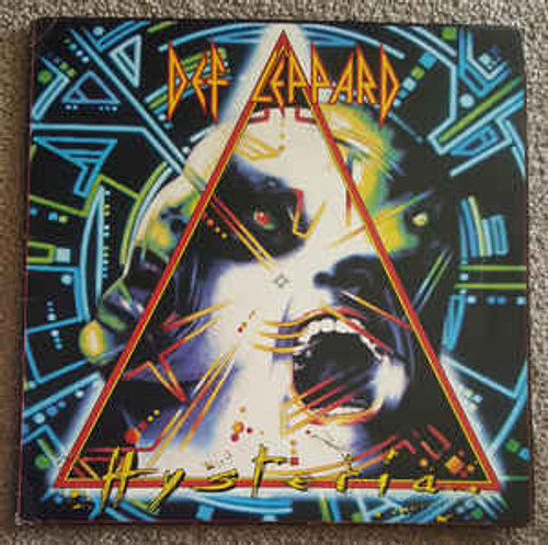 Def Leppard – Hysteria - LP *USED*