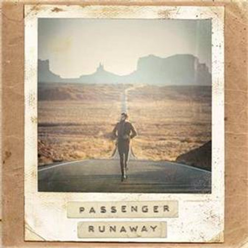 Passenger - Runaway  (Digipak With 16 Page Booklet) - CD *NEW*