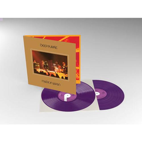 Deep Purple - Made In Japan (Purple Coloured Vinyl) - 2LP *NEW*