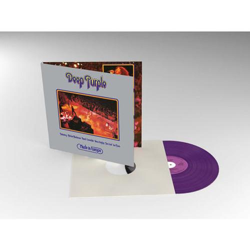 Deep Purple - Made In Europe (Purple Coloured Vinyl) - LP *NEW*