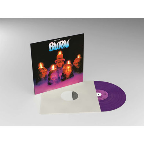 Deep Purple - Burn (Purple Coloured Vinyl) - LP *NEW*