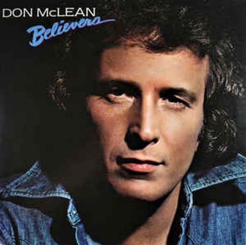Don McLean – Believers - LP *USED*