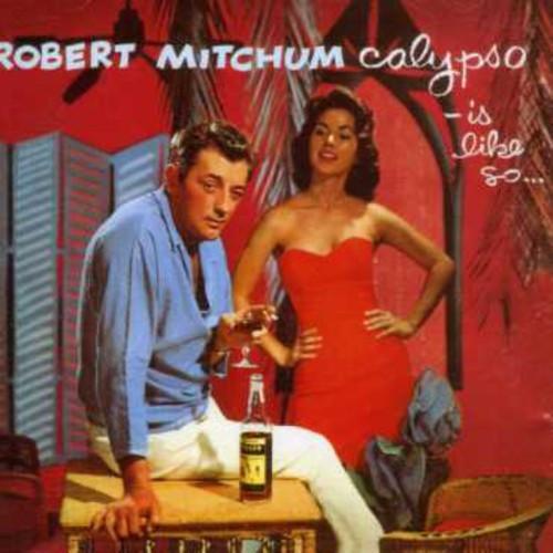 Robert Mitchum - Calypso Is Like So - LP *NEW*