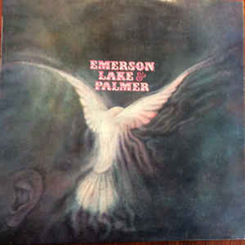 Emerson, Lake & Palmer ‎– Emerson, Lake & Palmer (NZ) - LP *USED*