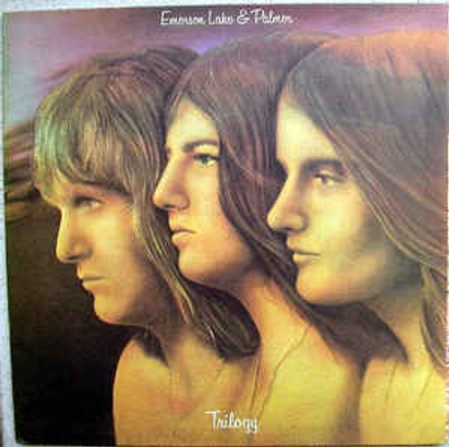 Emerson, Lake & Palmer ‎– Trilogy (NZ) - LP *USED*