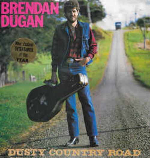 Brendan Dugan – Dusty Country Road (AUTOGRAPHED)- LP *USED*