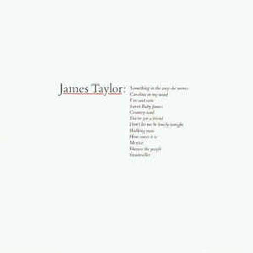 James Taylor ‎– James Taylor's Greatest Hits - CD *USED*