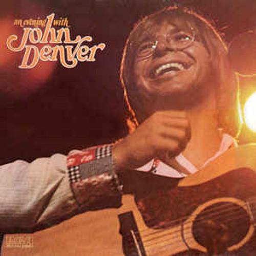 John Denver – An Evening With John Denver (NZ) - 2LP *USED*