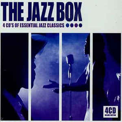 The Jazz Box - Various - 4CD *USED*