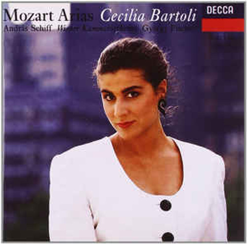 Cecilia Bartoli ‎– Mozart Arias - CD *USED*