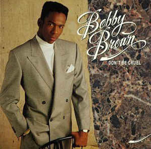 Bobby Brown ‎– Don't Be Cruel - LP *USED*
