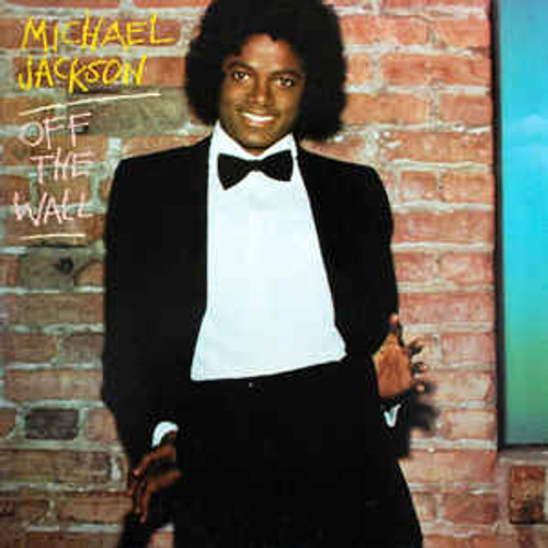 Michael Jackson – Off The Wall (NZ)- LP *USED*