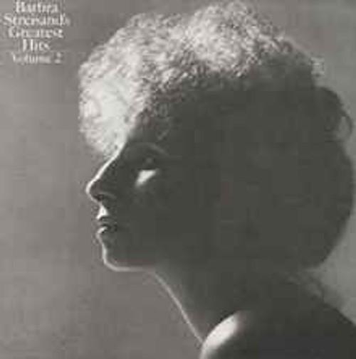 Barbra Streisand – Barbra Streisand's Greatest Hits - Volume 2 (NZ)- LP *USED*