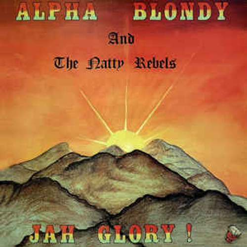 Alpha Blondy And The Natty Rebels ‎– Jah Glory - CD *NEW*