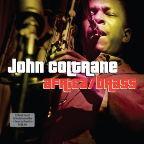 John Coltrane - Africa / Brass - 2LP *NEW*