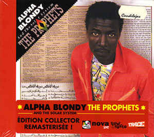 Alpha Blondy And The Solar System ‎– The Prophets - CD *NEW*