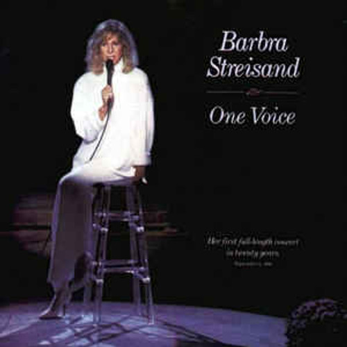 Barbra Streisand – One Voice - LP *USED*
