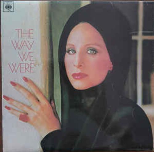 Barbra Streisand – The Way We Were - LP *USED*