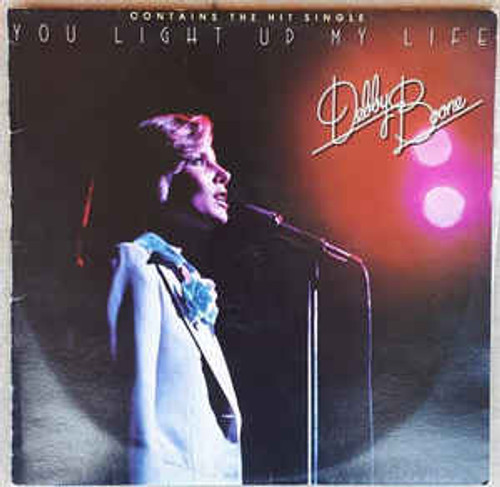 Debby Boone ‎– You Light Up My Life - LP *USED*