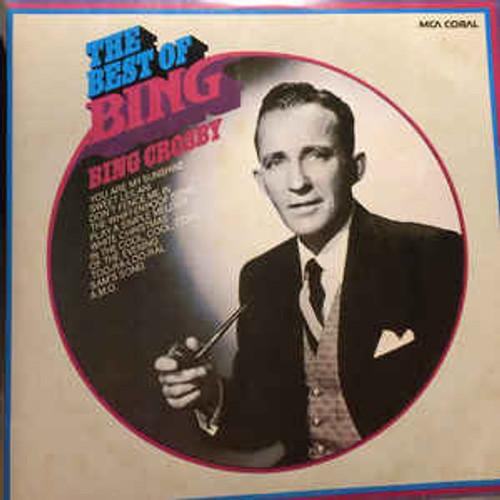 Bing Crosby – The Best Of Bing - 2LP *USED*