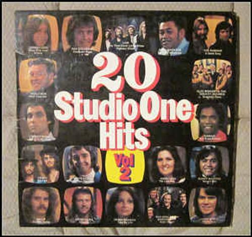 20 Studio One Hits Volume 2 - Various - LP *USED*