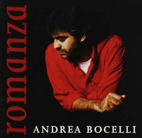 Andrea Bocelli ‎– Romanza - CD *USED*