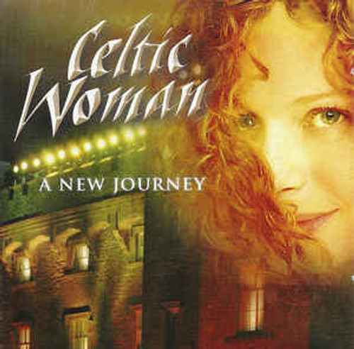 Celtic Woman ‎– A New Journey - CD *USED*