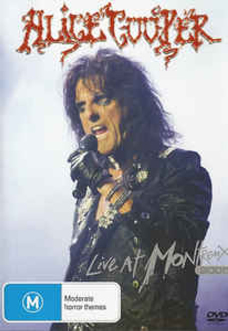 Alice Cooper (2) – Live At Montreux 2005 - DVD *USED*