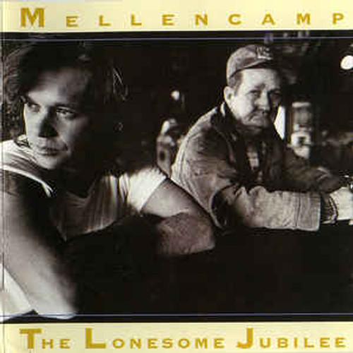 John Cougar Mellencamp – The Lonesome Jubilee - CD *USED*