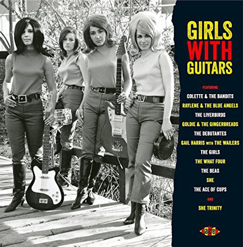 Girls with Guitars - Various - LP *NEW*