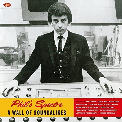 Phil's Spectre: Wall Of Soundalikes - Various - LP *NEW*