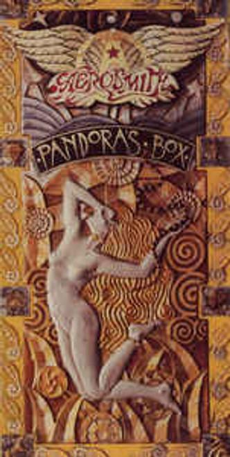 Aerosmith – Pandora's Box - 3CD/BOOK  *USED*