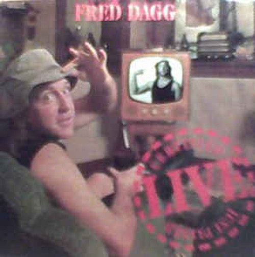 Fred Dagg – Live - LP *USED*