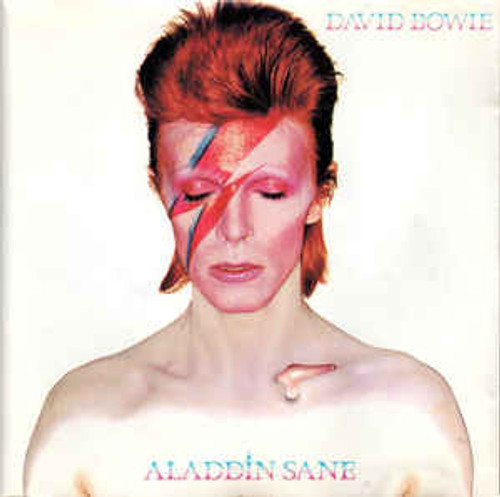 David Bowie – Aladdin Sane - CD *USED*