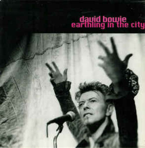 David Bowie ‎– Earthling In The City - CDEP *USED*