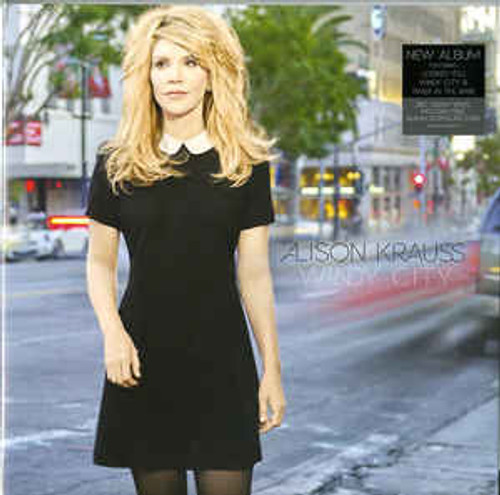 Alison Krauss ‎– Windy City - LP *NEW*