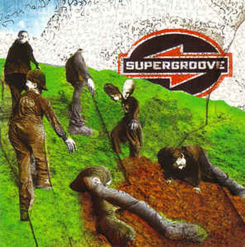 Supergroove - Traction -LP *NEW*