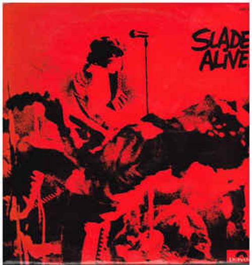 Slade – Slade Alive! (NZ( - LP *USED*