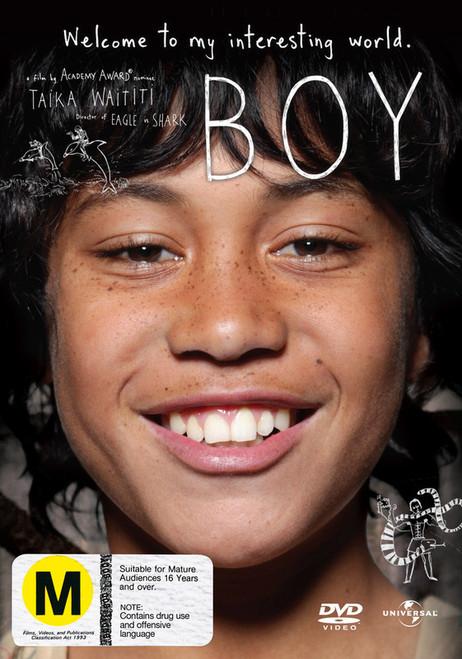 Boy - DVD *NEW*