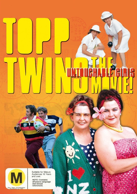 Top Twins Untouchable Girls - DVD *NEW*
