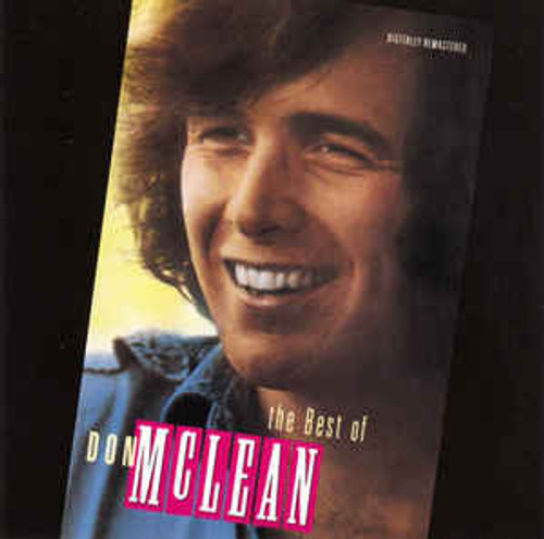 Don McLean – The Best Of Don McLean - CD *NEW*