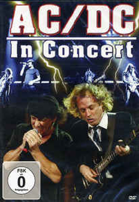 AC/DC – In Concert - DVD *USED*