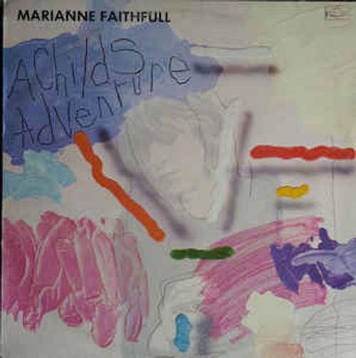 Marianne Faithfull – A Childs Adventure (NZ) - LP *USED*
