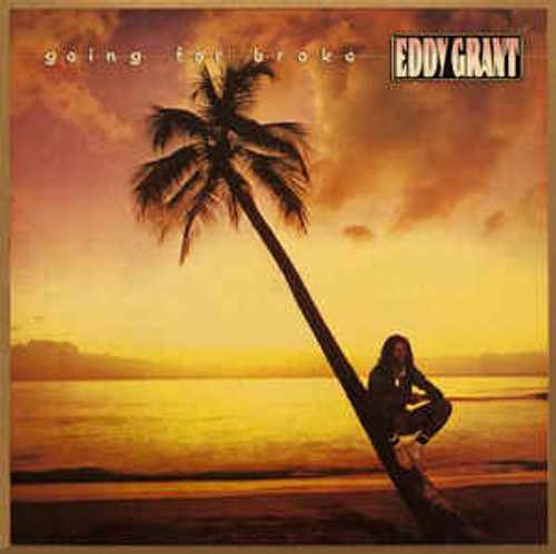 Eddy Grant – Going For Broke - LP *USED*