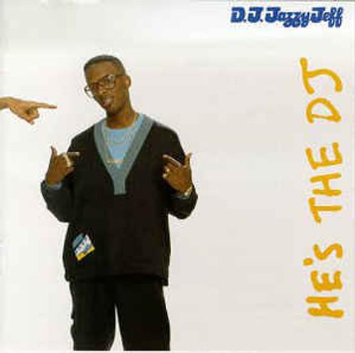 DJ Jazzy Jeff & The Fresh Prince – He's The DJ, I'm The Rapper - 2LP *USED*