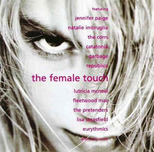 The Female Touch - Various - 2CD *NEW*