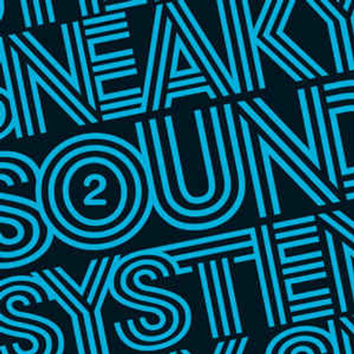 Sneaky Sound System ‎– 2 - CD *USED*